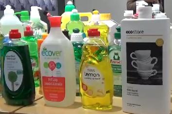 禁止化學洗潔物品:污染屠殺河川海洋人身